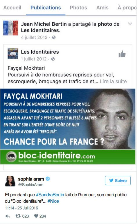 La policière municipale de Nice doit suivre des cours de procédure en urgence...