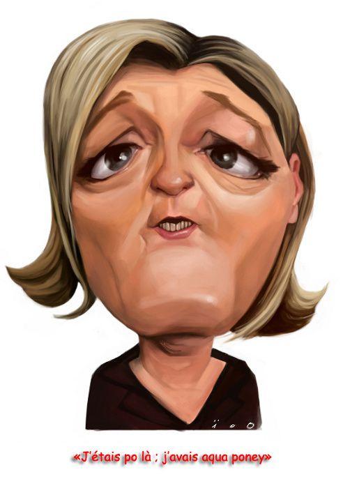 Tafta : Marine Le Pen se réveille trop tard