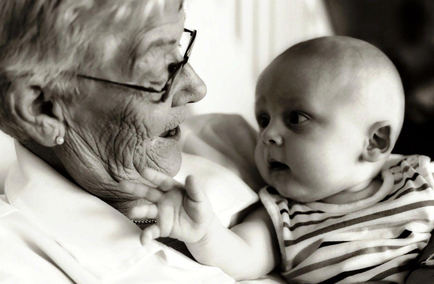 Bonne fête à toutes les Grands-mères !!