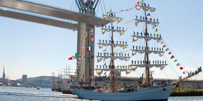 Armada 2013 : allons-y gréements !