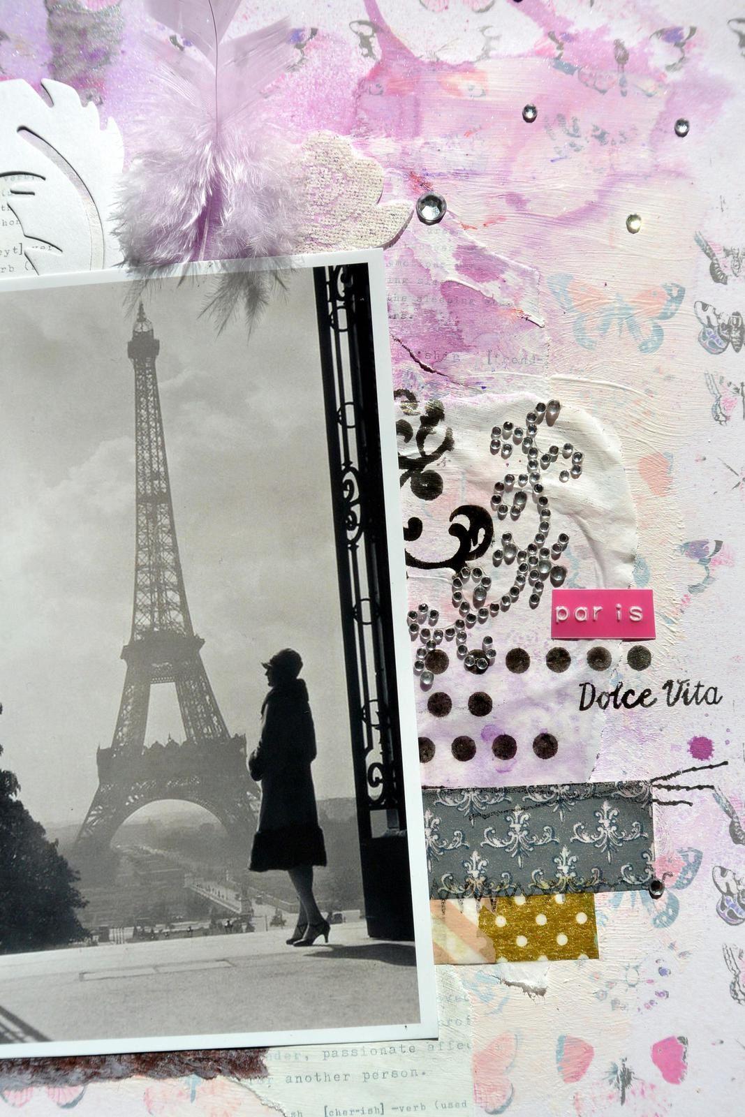 Page Parisienne