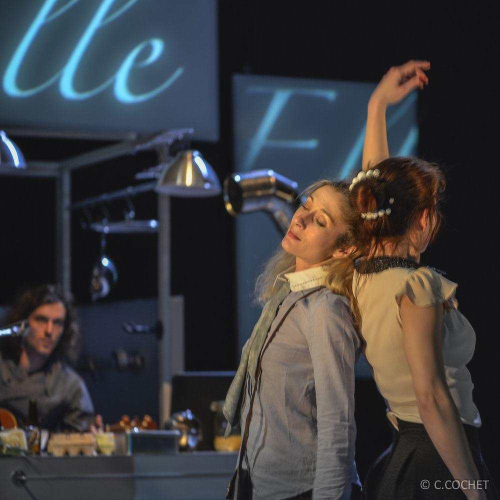&quot&#x3B;Concerto en Cuisine pour Jacques, Christine, Alain et les autres&quot&#x3B;