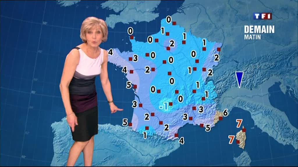 Evelyne Dhéliat 20 mars 2013 soir