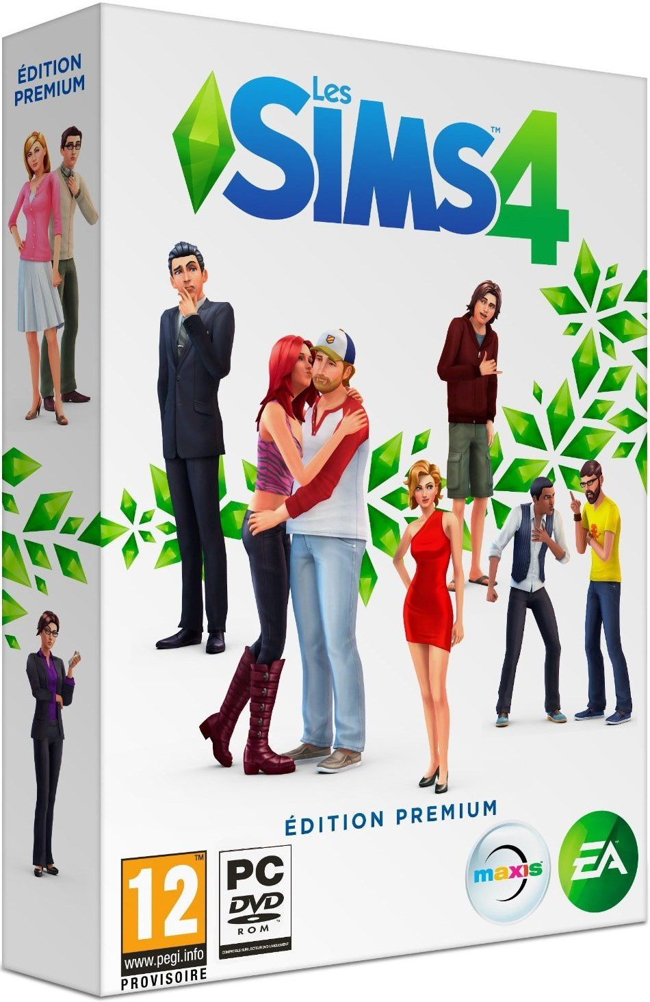 Les Sims 3 Showtime Edition Collector Katy Perry: Everything For The Geeks