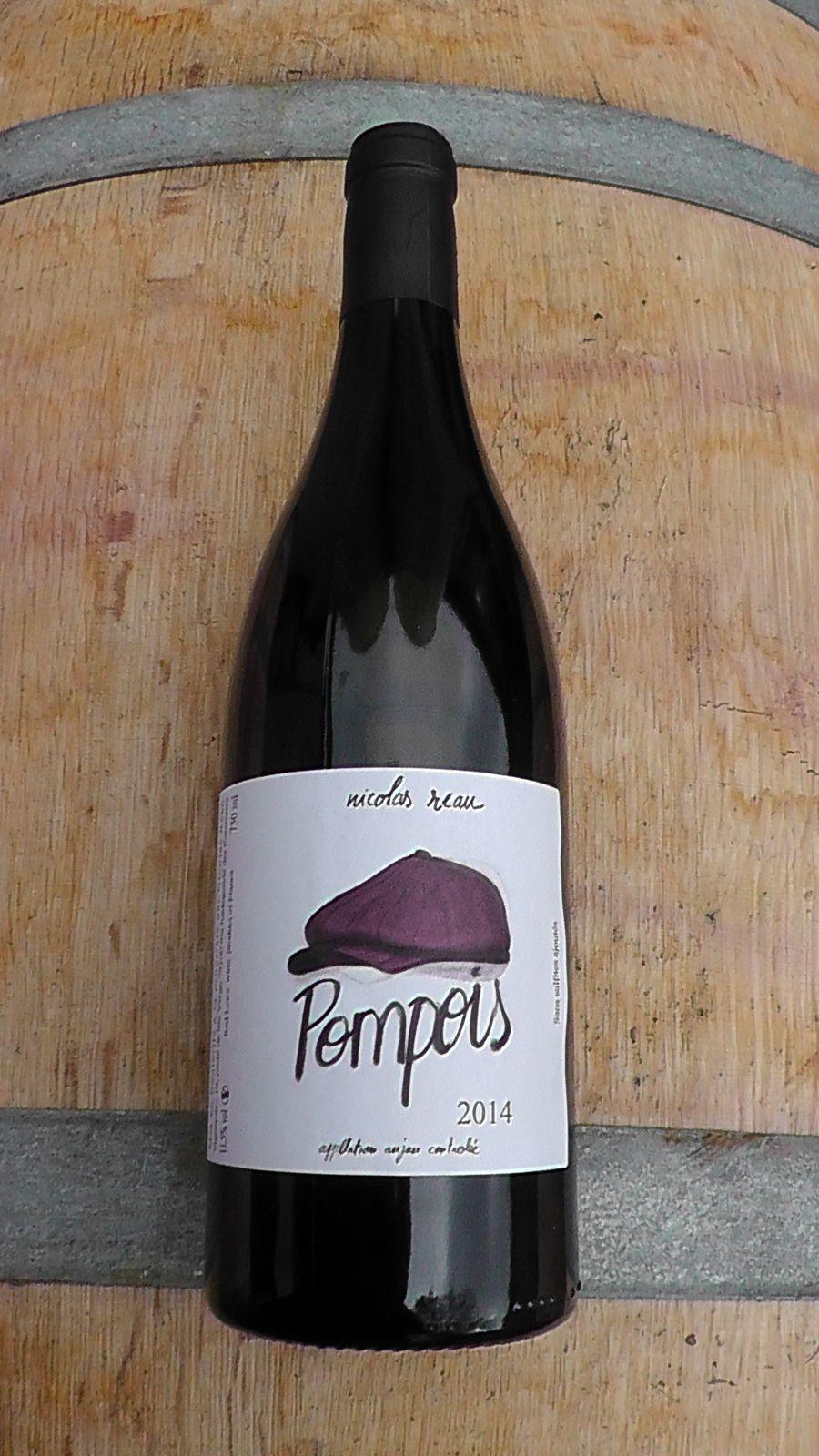 Des vins qui font du bien : &quot&#x3B;Pompois 2014&quot&#x3B;, la pivoine y est