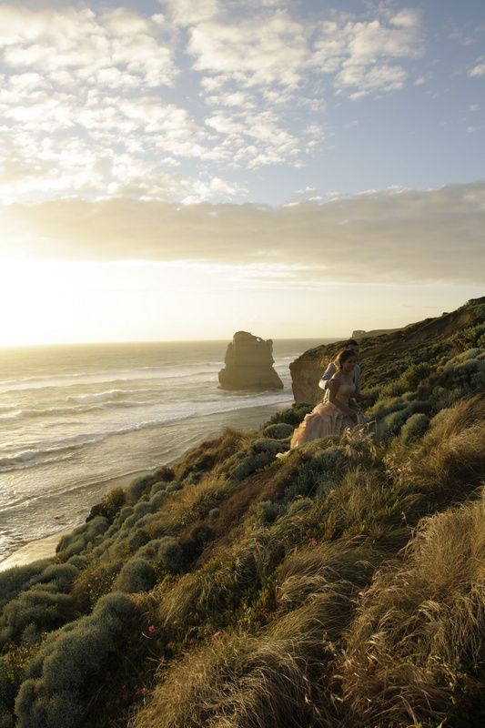 Photos de mariage sur la Great Ocean Road