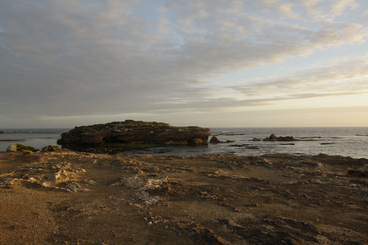 La baie de Warrnambool