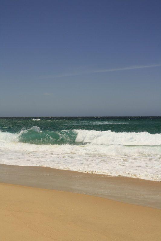 La plage de Bermagui