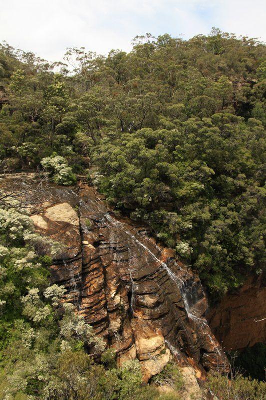 Les Wentworth falls