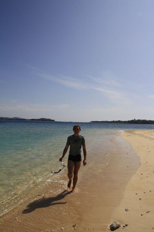 Sur Pandan Island