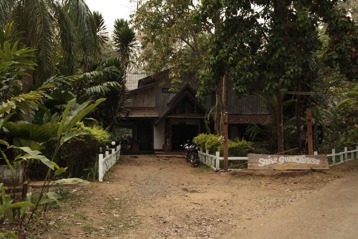 Notre bungalow chez Saise Guesthouse