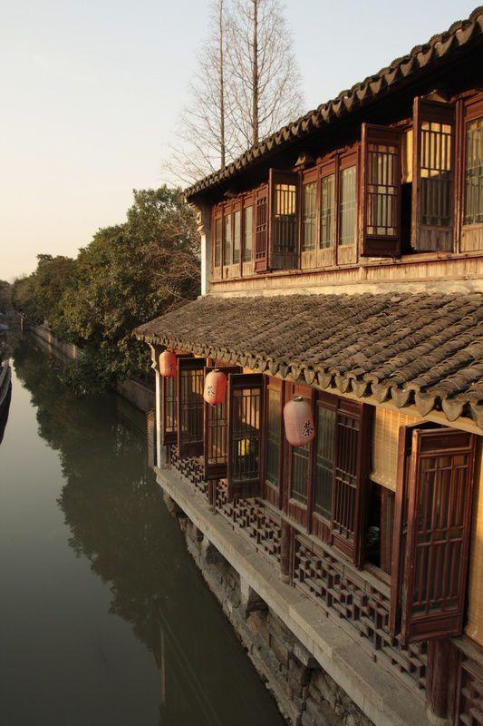 Vieux quartiers de Suzhou