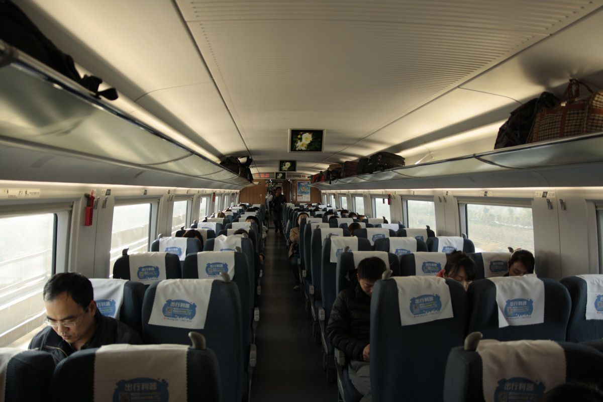 P kin l 39 incontournable svk tour for Interieur tgv