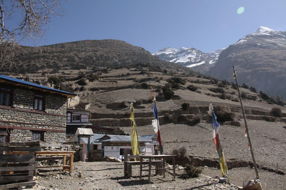 Le village de Ghyaru