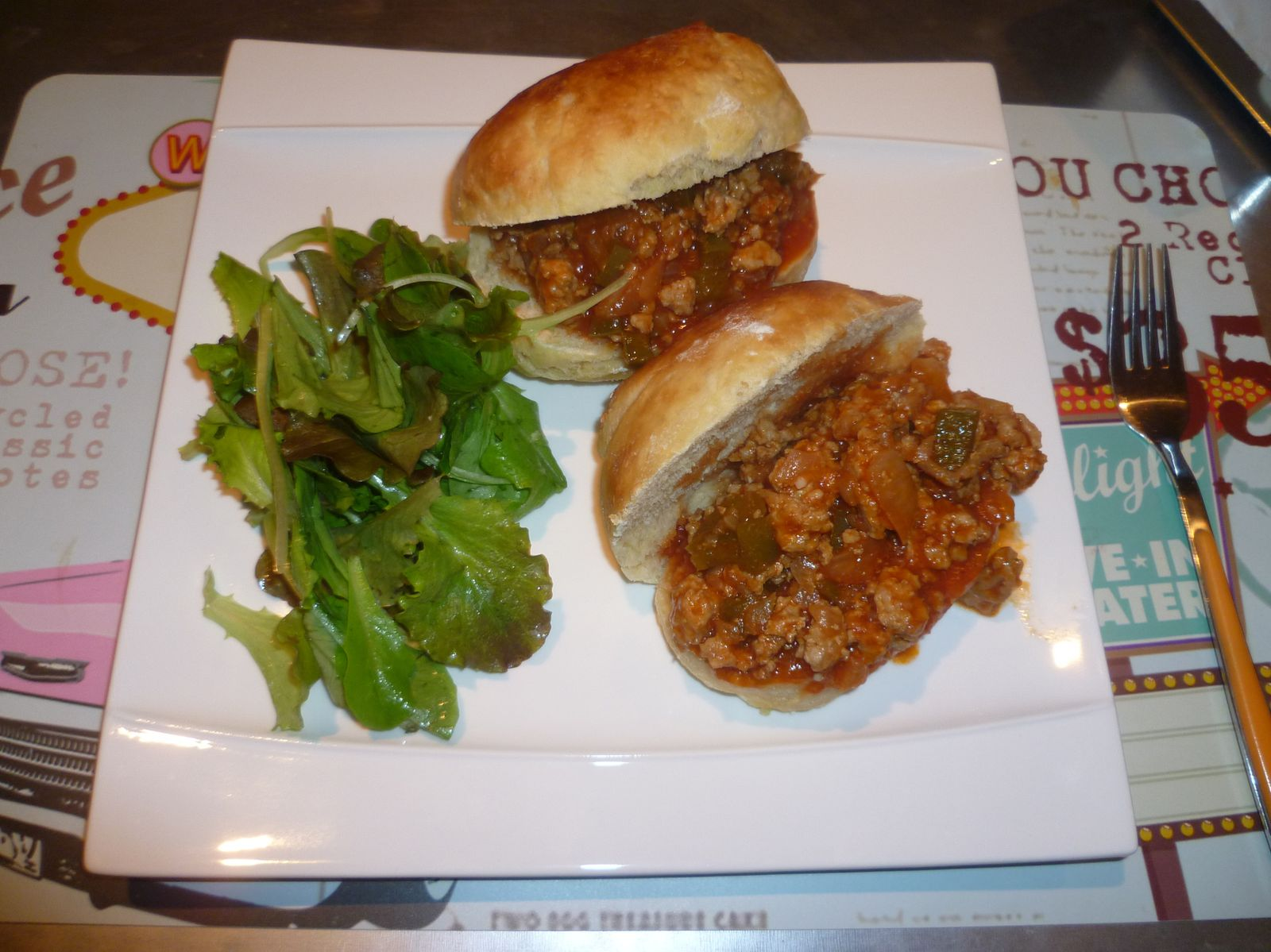 Sloppy Joe (Joe le « débordant »)
