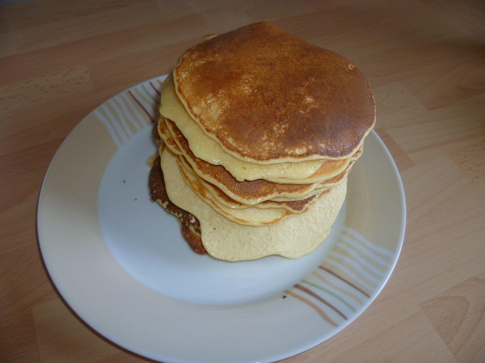Pancakes &amp&#x3B; Bacon