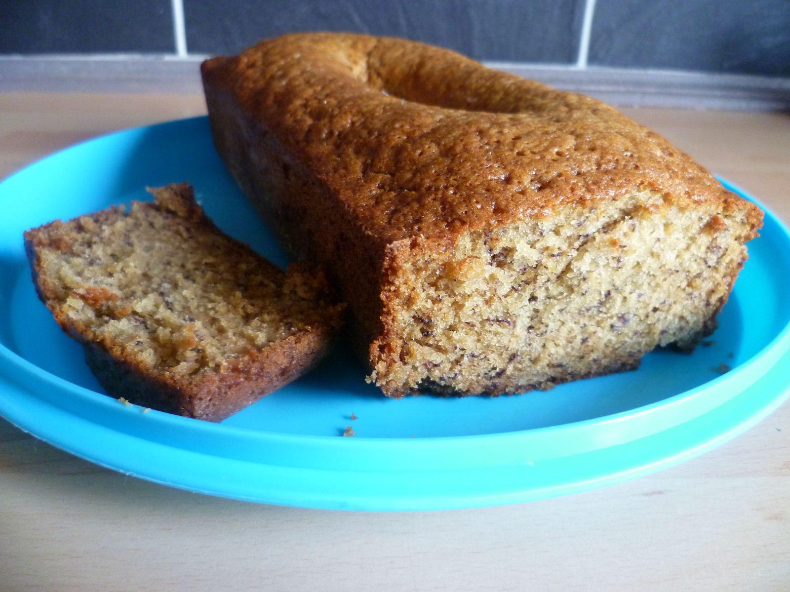 Banana Bread (cake à la banane)