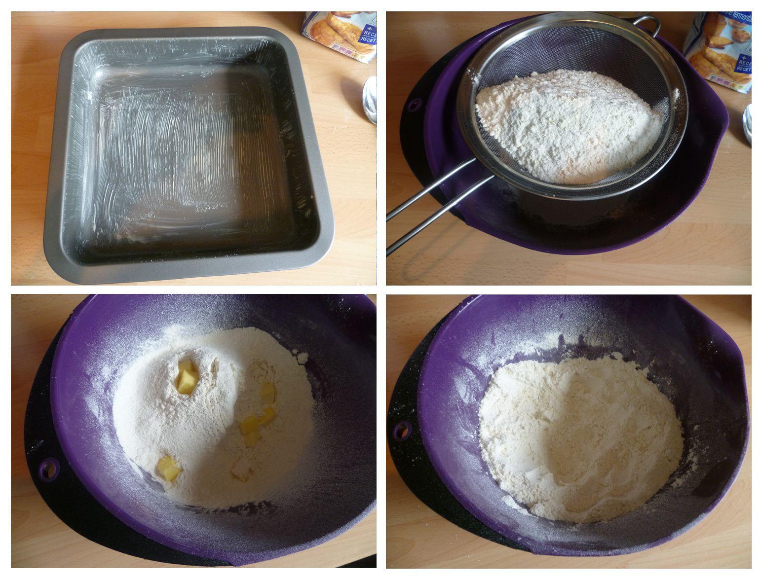 Scones (la recette classique)