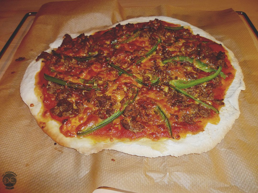 Pizza Mexicaine