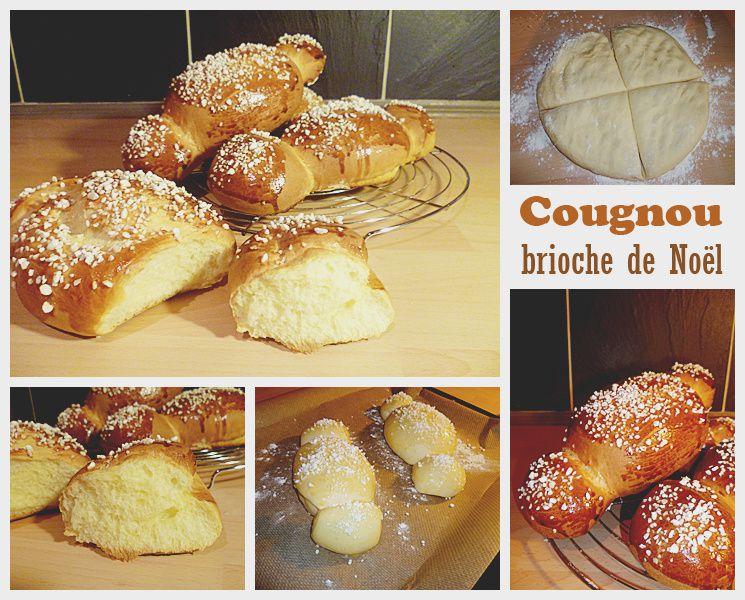 Cougnou (cougnole ou brioche de Noël)