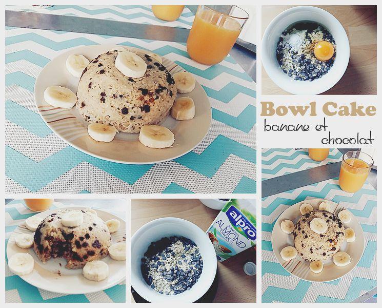 Bowl Cake Banane Et Chocolat Les Gourmandises De Ben