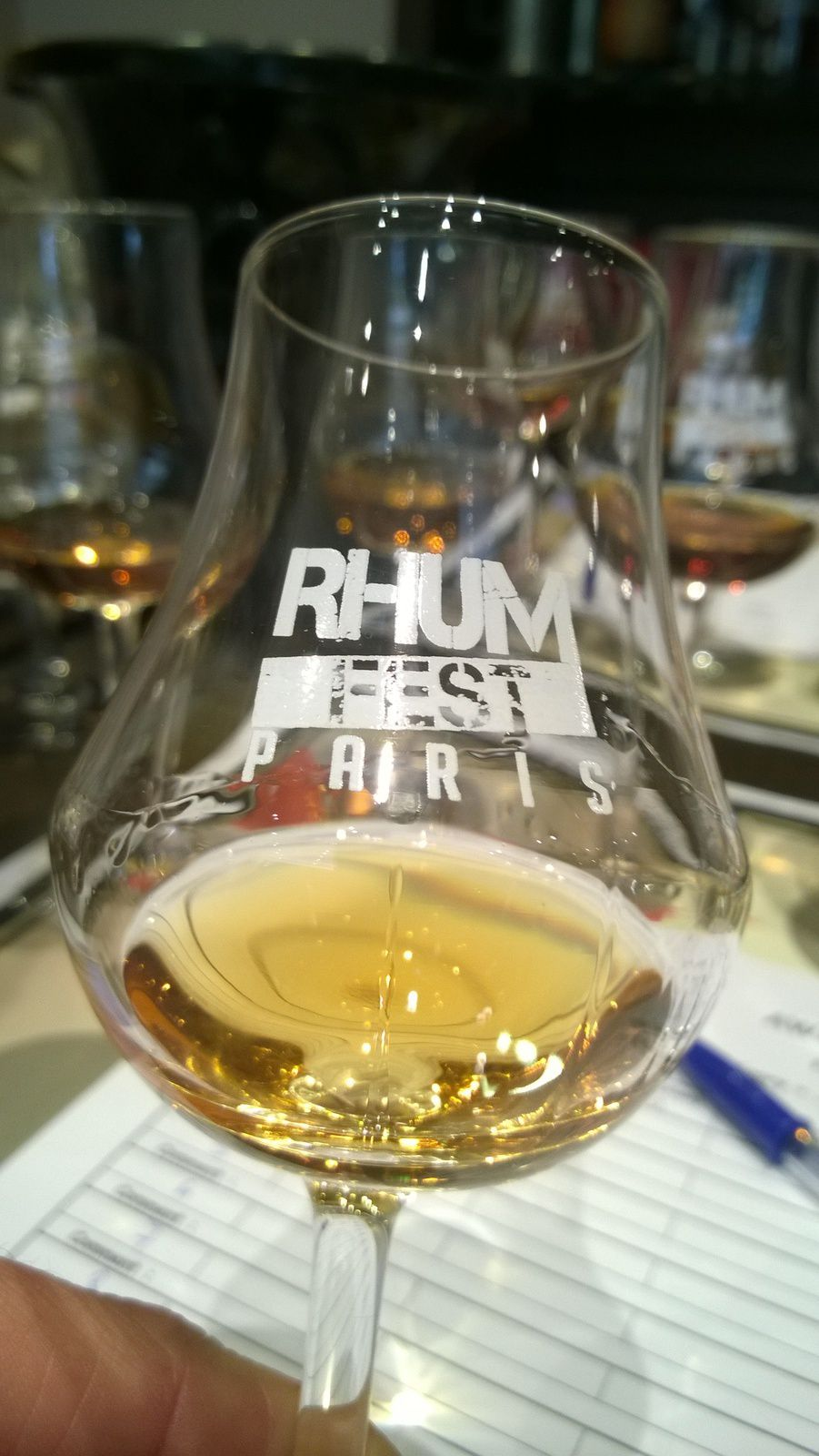 Rhum fest paris dition 2015 passion du rhum for Salon du rhum