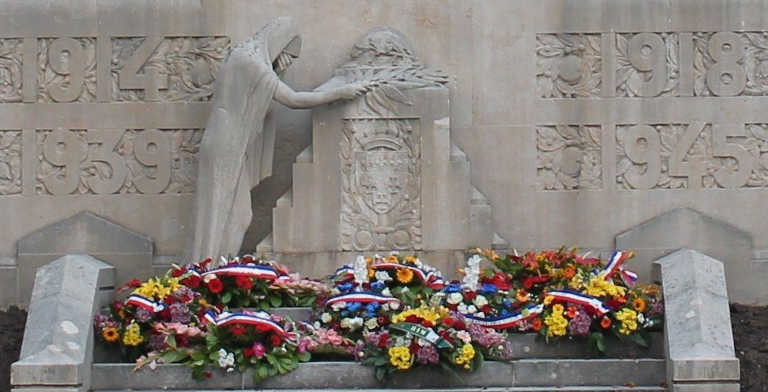 Armistice 1918 : 30e anniversaire à Moulins