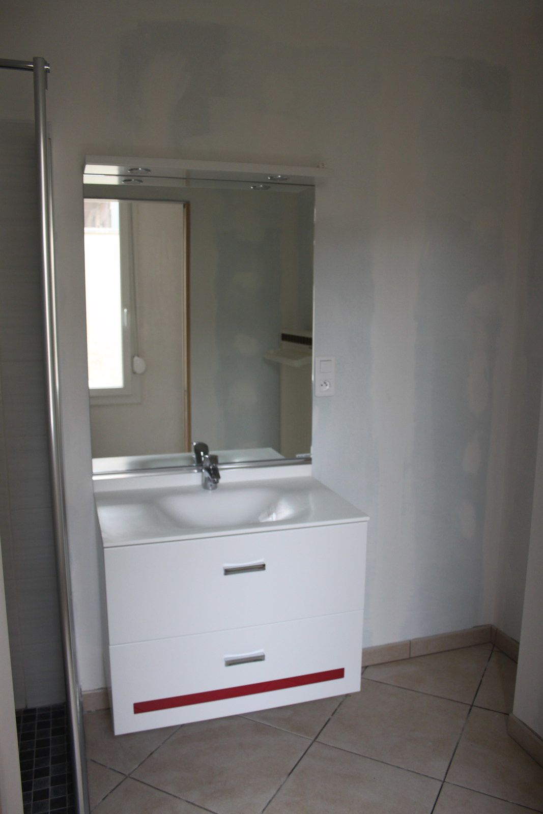 Salle de bain artisan en r novation d 39 int rieur for Artisan renovation salle de bain