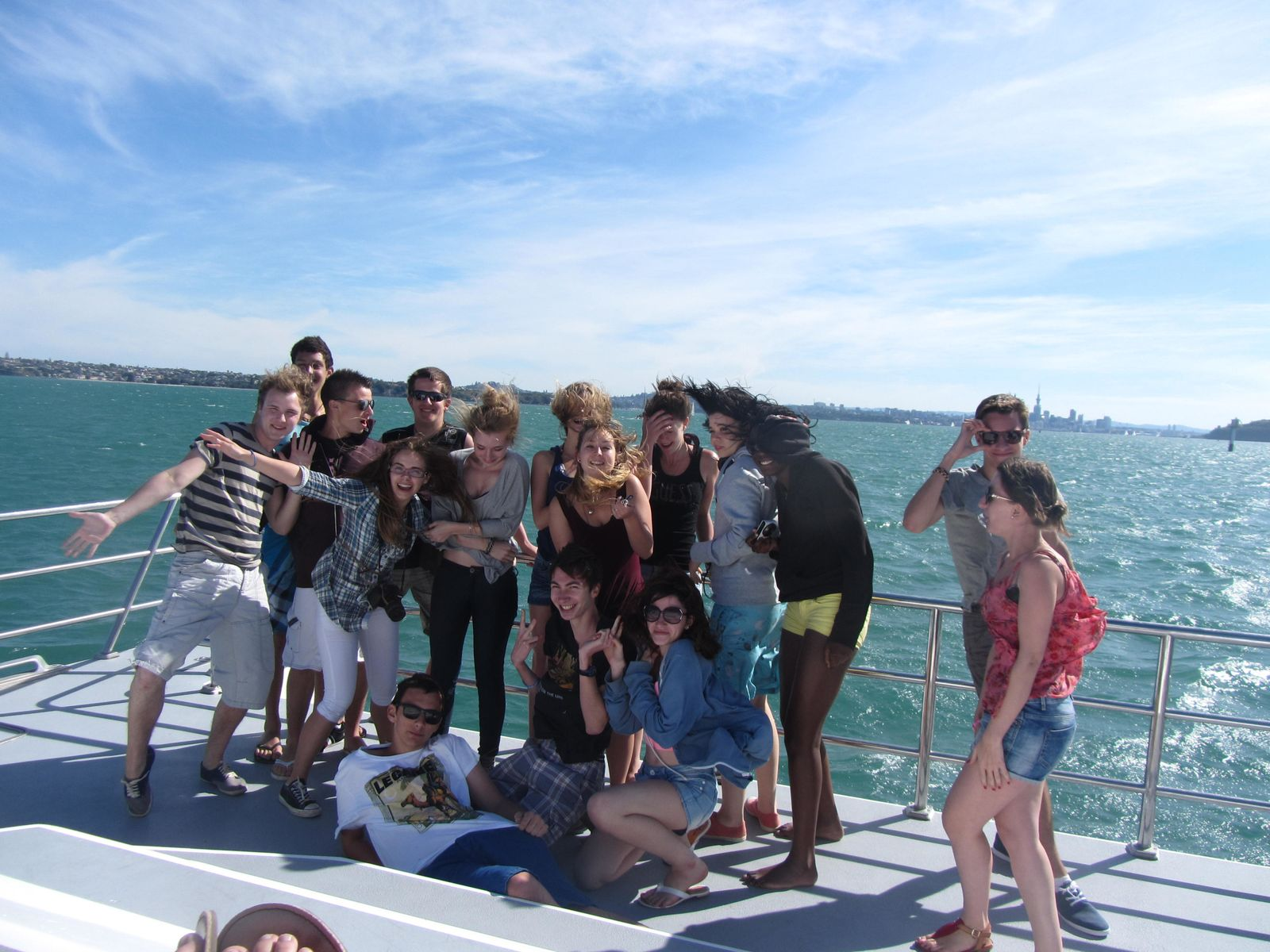 Day 11: Dolphins cruise
