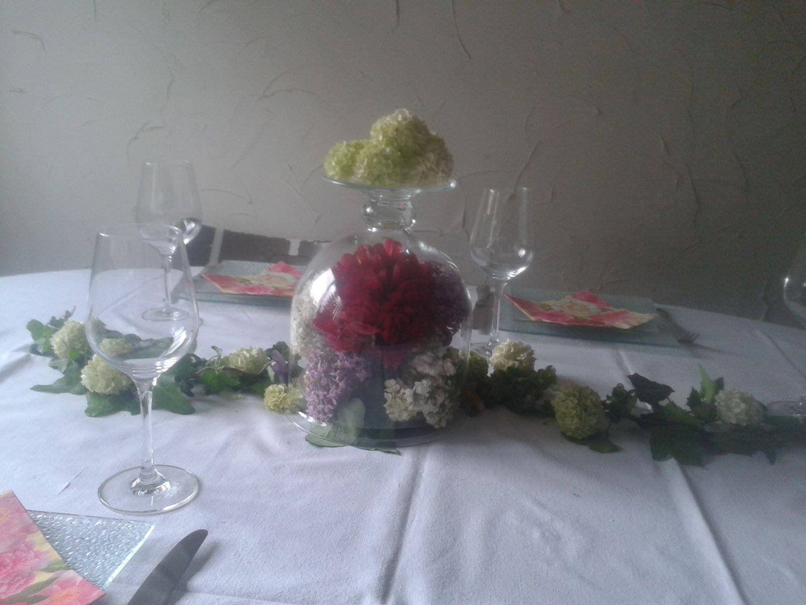 Premier repas de L'Amie-Dînette..