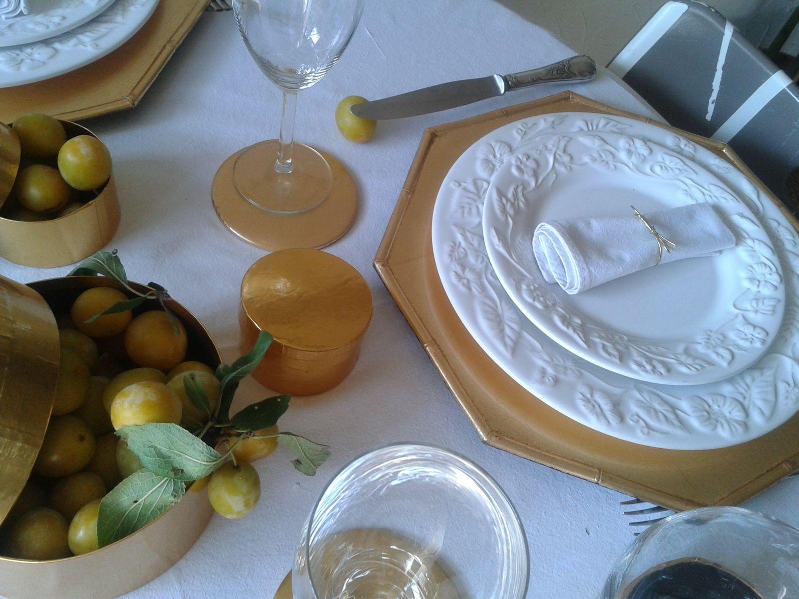 Le fruit d'or...