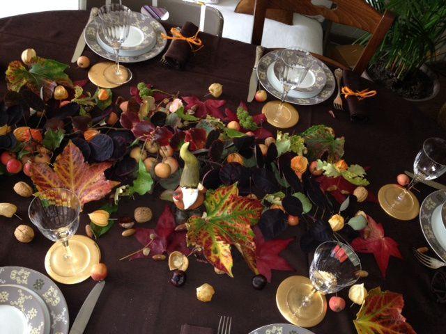 couleurs d'automne magiques