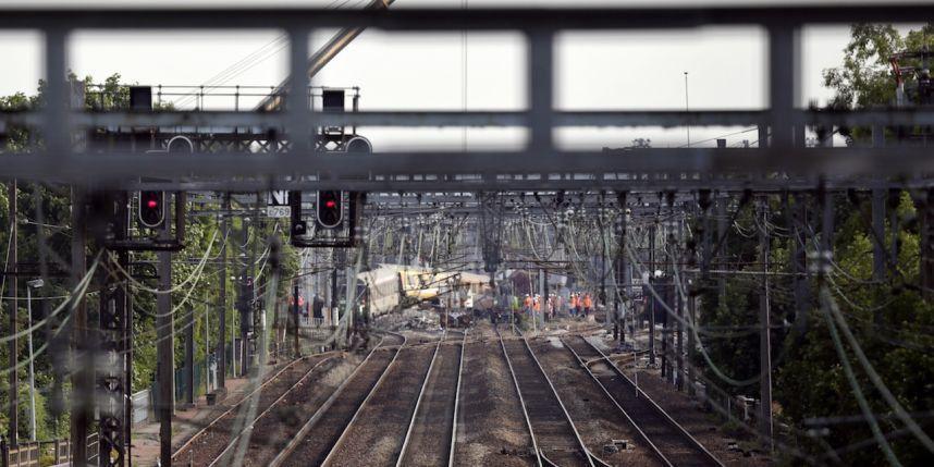 Divers - Catastrophes ferroviaires - La série noire