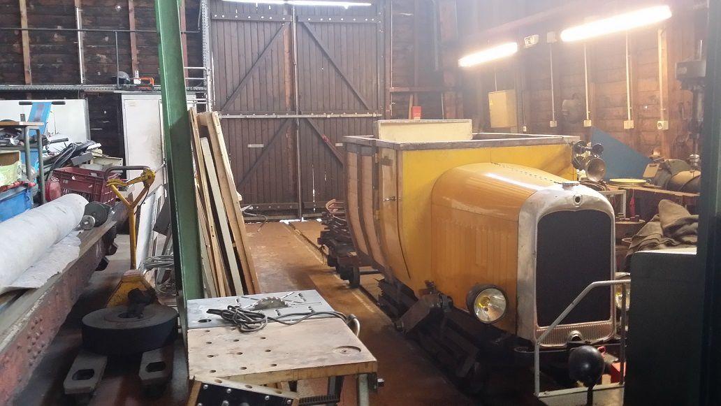 Le matériel moteur (présentation, thermique, vapeur)