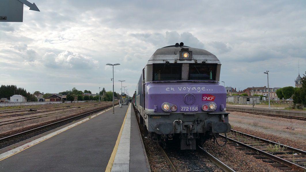 Mes trains Intercité