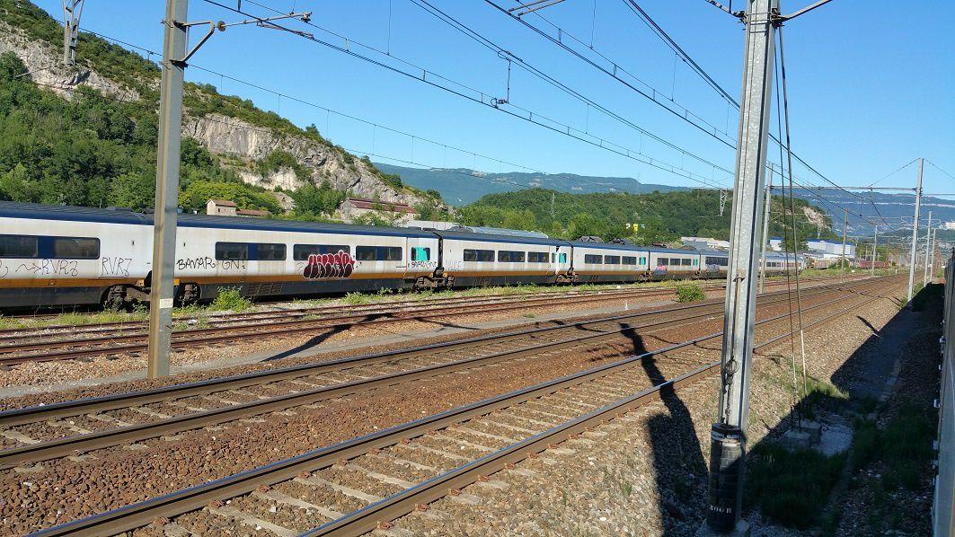 Travail - Mes derniers trains
