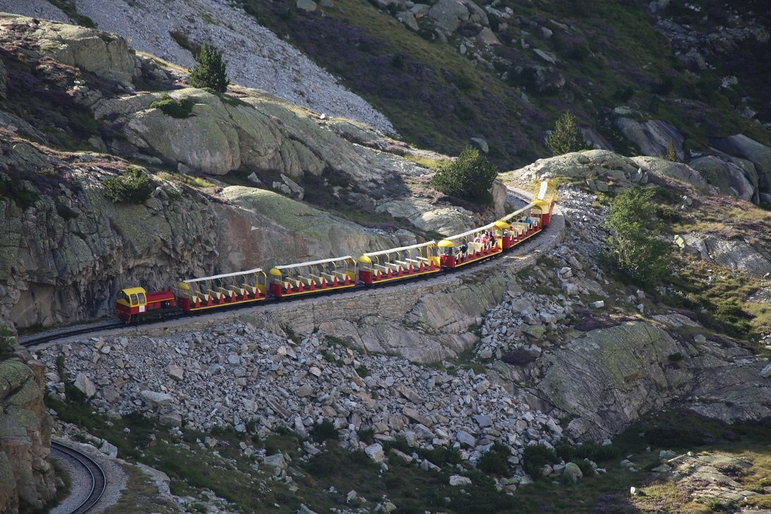 Divers - Le Petit Train d'Artouste (MAJ 19/08)