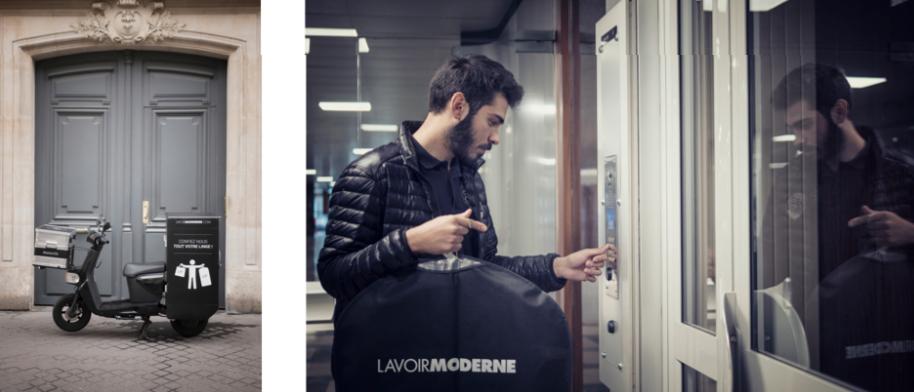Lavoir Moderne révolutionne le service de pressing à domicile
