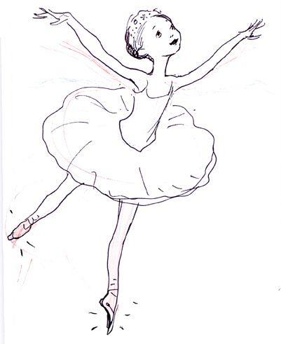 des petites danseuses en veux-tu en voilà