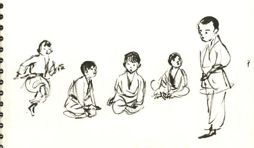 mini judoka