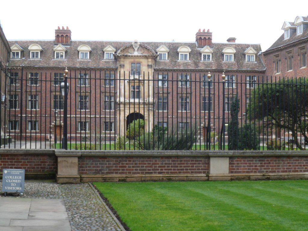 Cambridge : des bâtiments à l'architecture incroyable !