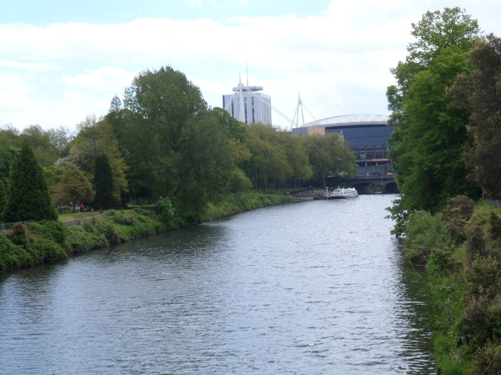 Visite express de Cardiff