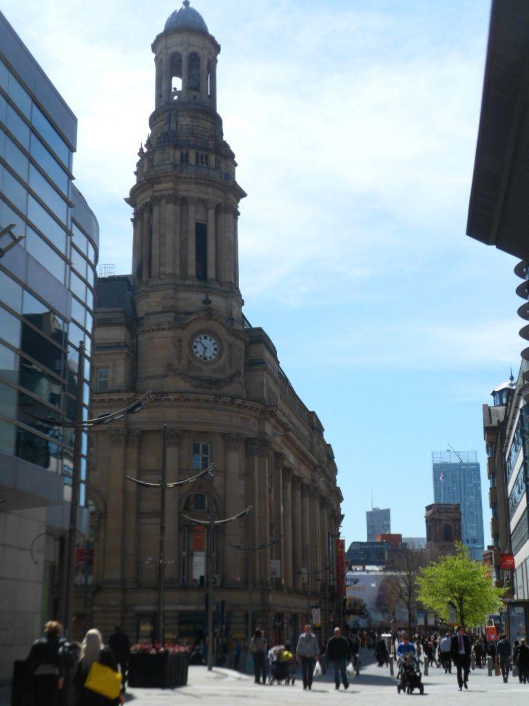 Mon petit tour à Manchester