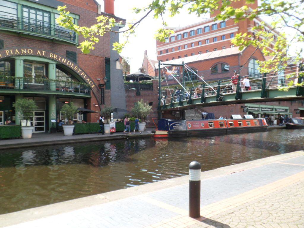 Découverte de Birmingham