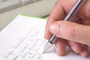 Se préparer à l'IELTS : partie Writing