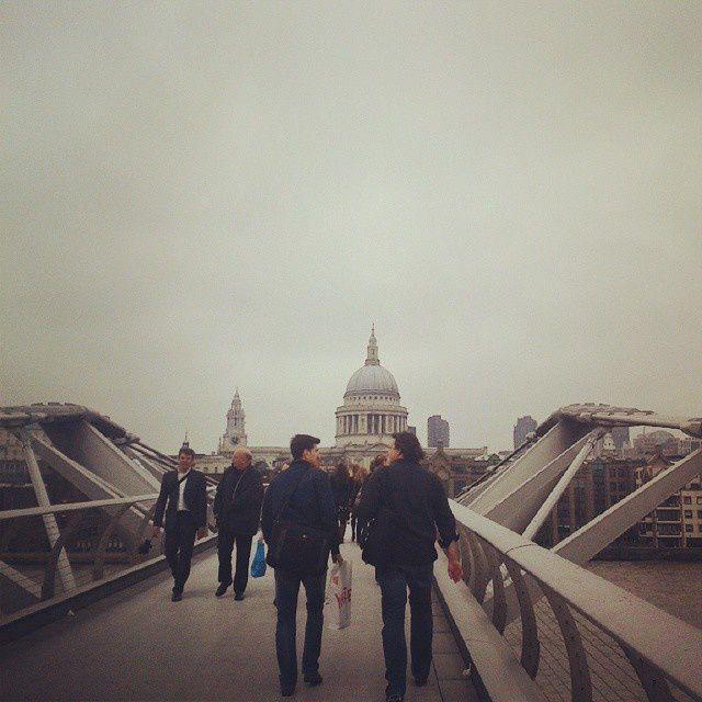 Retour à Londres pour trois jours - Dernier jour