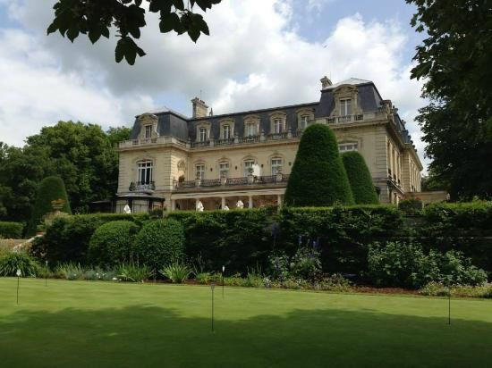 Hotel les crayeres reims france h tels luxe jardins for Comparateur hotel france