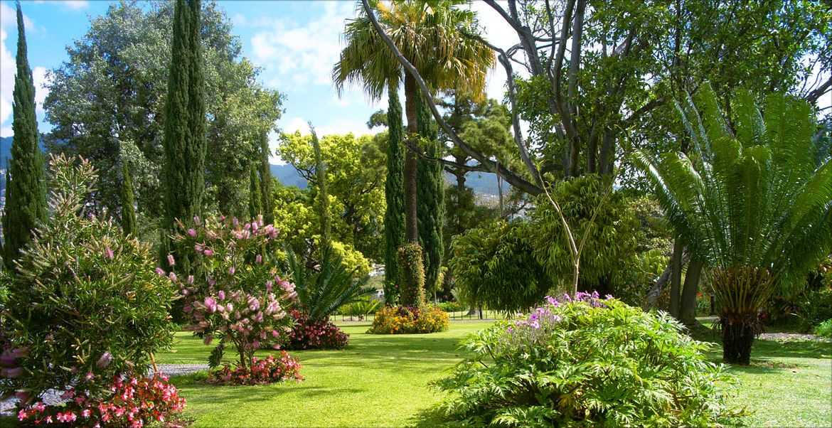 H tel jardins do lago funchal le de mad re h tels for Comparateur hotel de luxe