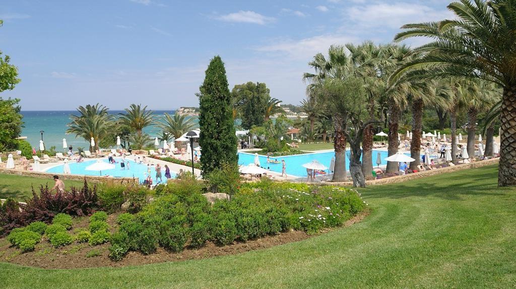 H tel sani beach spa chalcidique gr ce h tels luxe for Hotel comparateur