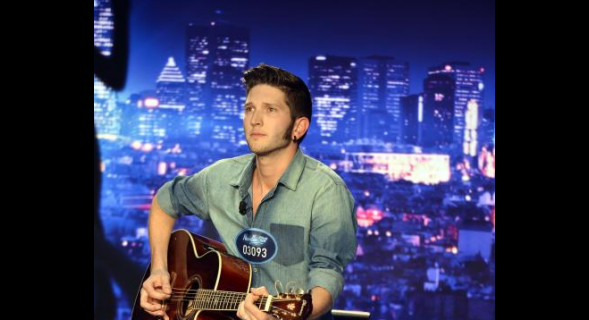 Interview de Vincent, Nouvelle Star !